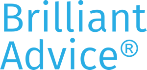 Brilliant Advice Logo